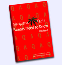 Quit Smoking Weed Facts for Parents